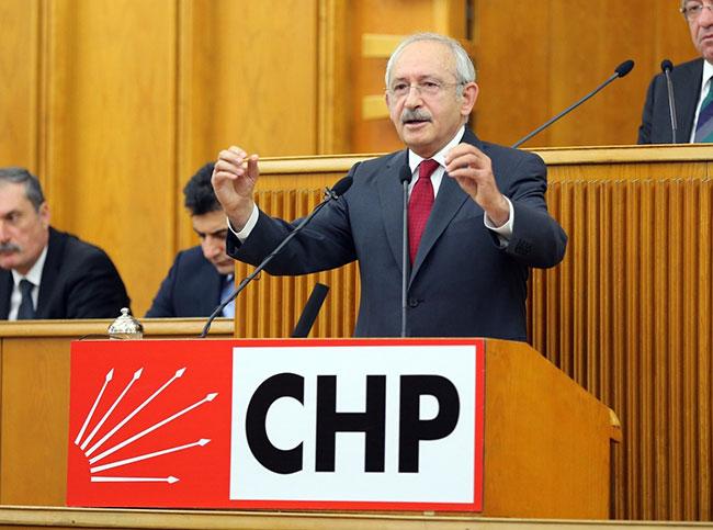 CHP'den anayasa değişikliği kitapçığı