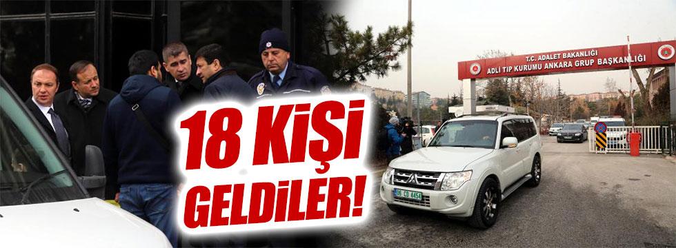 18 kişilik Rus heyet İstanbul'da