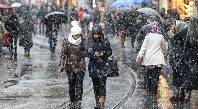 Okullara kar tatili, memurlara izin