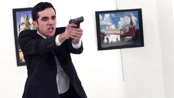 Karlov suikastında yeni gözaltı