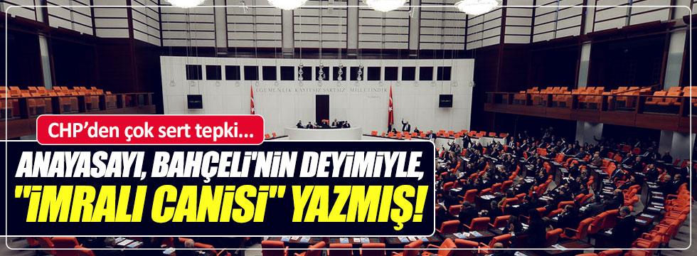 Meclis'te Öcalan tartışması