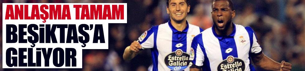 Beşiktaş Ryan Babel'e imzayı attırıyor