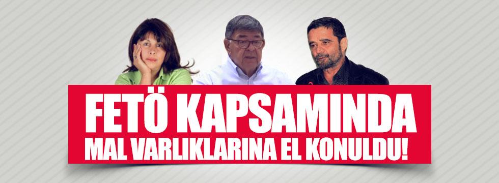 54 gazeteci ve yazarın mal varlığına FETÖ'den el konuldu