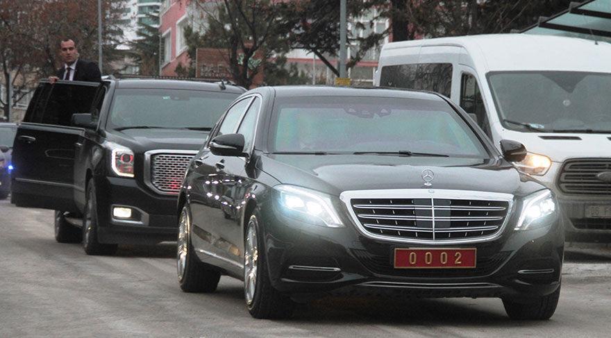 Başbakan Rusya Büyükelçiliği'nde