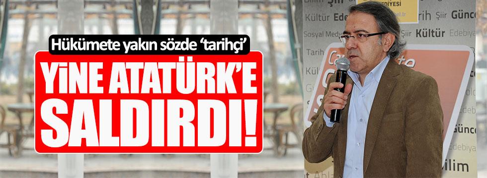 Atatürk düşmanı Mustafa Armağan'dan skandal paylaşım