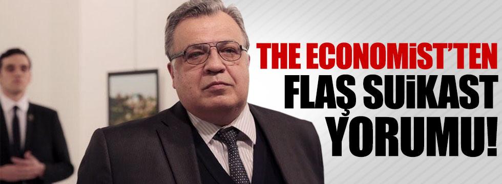 The Economist'ten flaş suikast yorumu