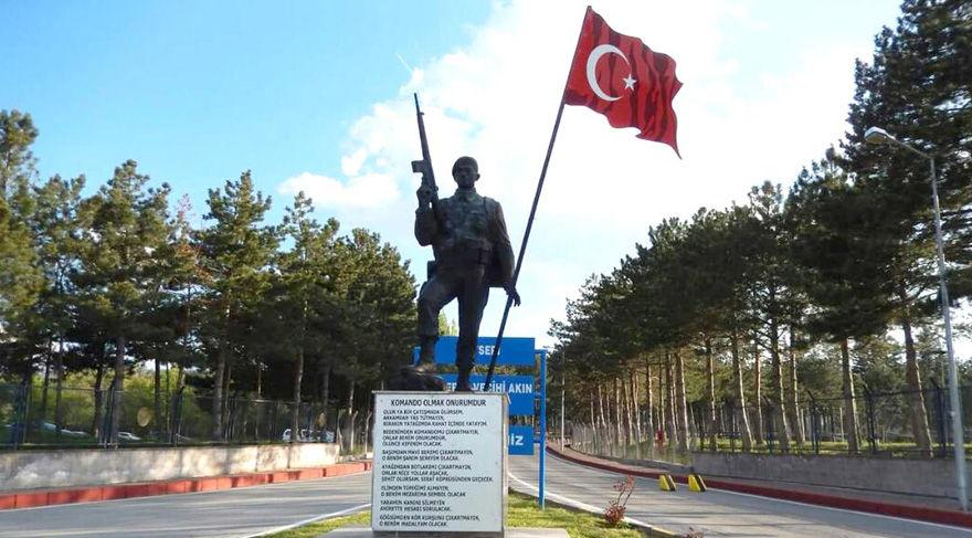 Kayseri Komando'da 5 günde 23 şehit