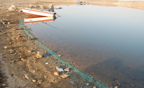 Edirne'de göl kenarı cinayeti