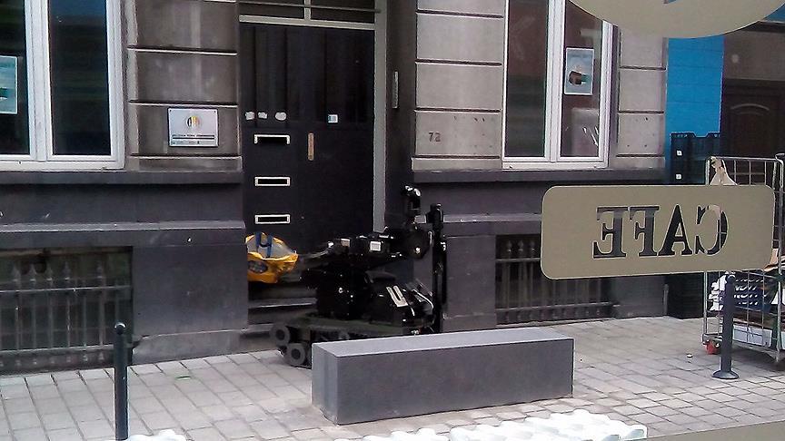 Belçika'da Türkler hedefte