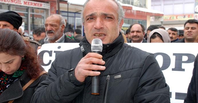 DBP'li başkana tutuklama
