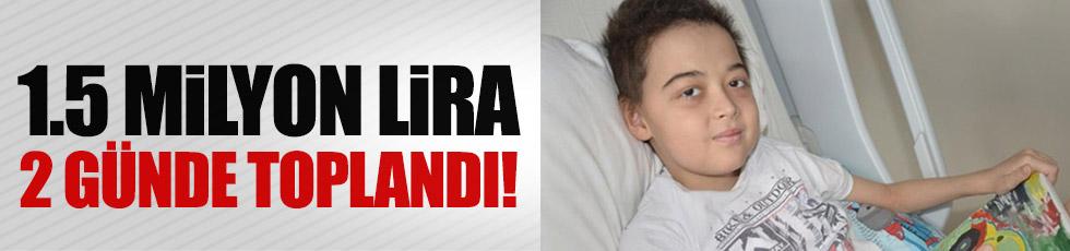 Arda'ya destek yağdı!