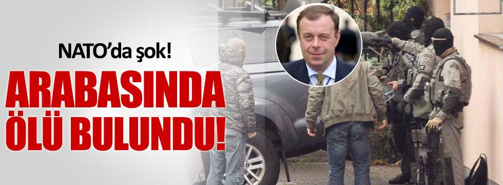 NATO Genel Denetçisi Yves Chandelon başından vurularak öldürüldü
