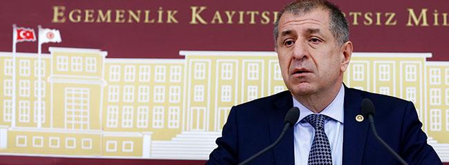"""Özdağ: """"Türkiye, Arap baharıyla eksenini kaybetti"""""""