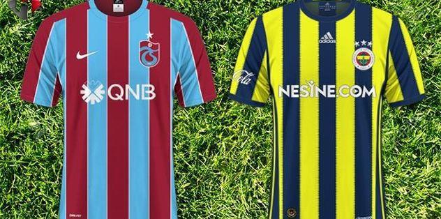 Trabzonspor – Fenerbahçe maçı saat kaçta?