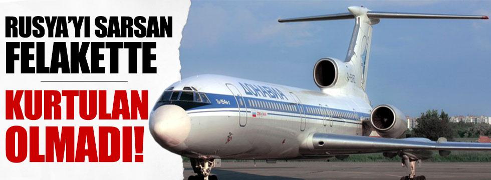 Rusya'nın uçak flaketinde flaş gelişme