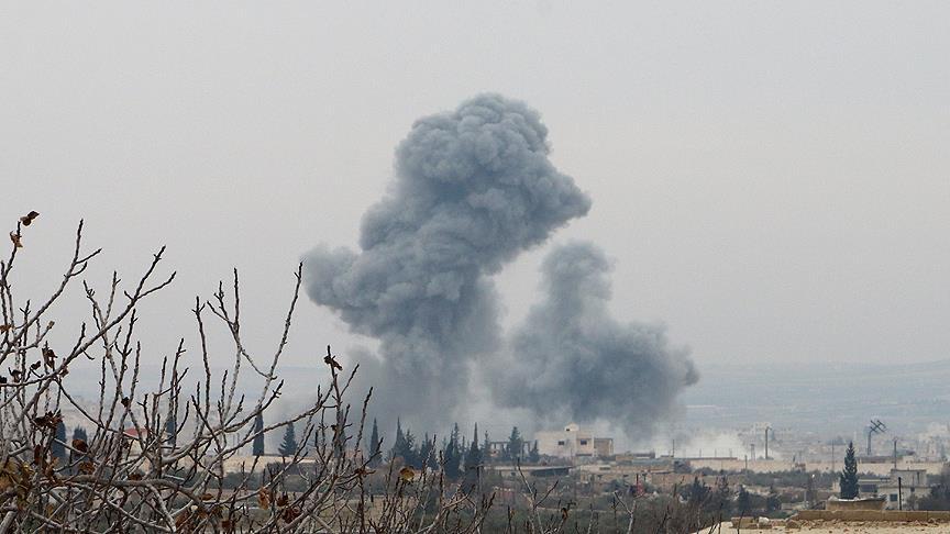 IŞİD, El Bab'dan kaçan sivillere saldırdı