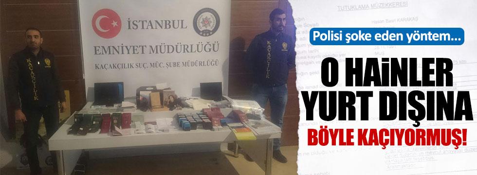 PKK'lı teröristler Avrupa'ya böyle kaçıyormuş