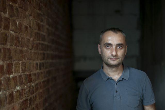 İsmail Saymaz Türk Ocağı'nda