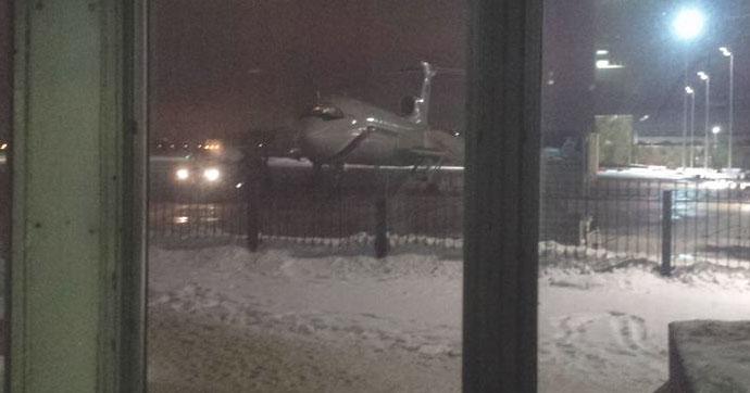 Düşen Rus uçağından haber var