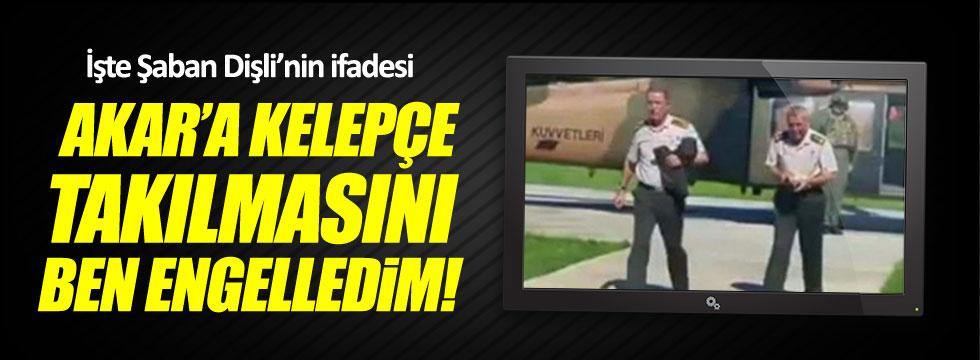 Mehmet Dişli: Akar'ın kelepçelenmesini ben engelledim