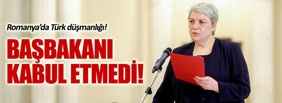Romanya'da Türk düşmanlığı!