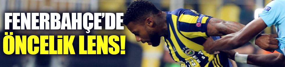 Lens bir yıl daha Fenerbahçe'de