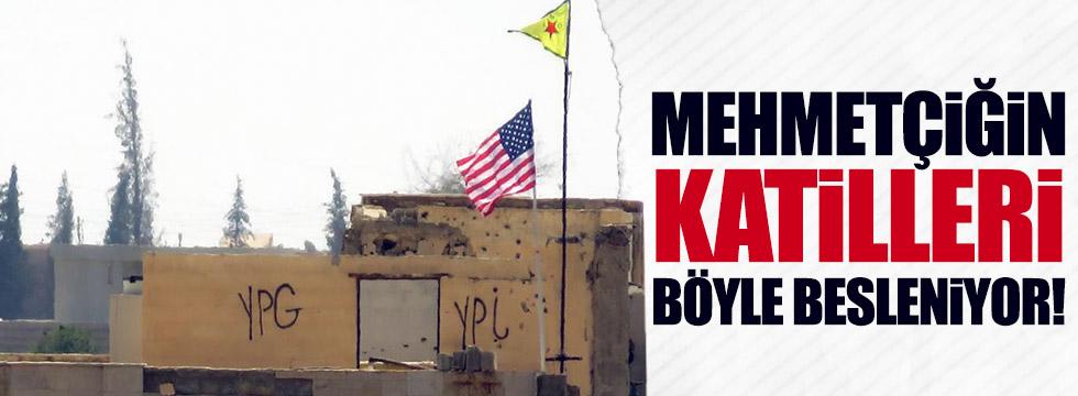 ABD, PYD/PKK'ya yardıma hız verdi