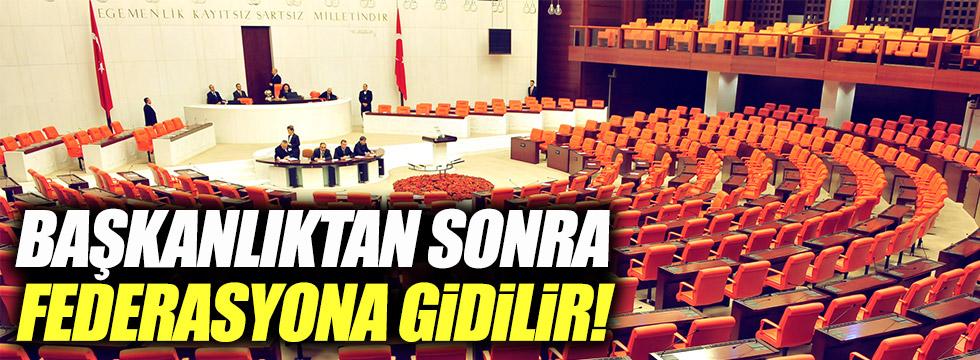 """Batum: """"Başkanlıktan sonra federasyona gidilir!"""""""