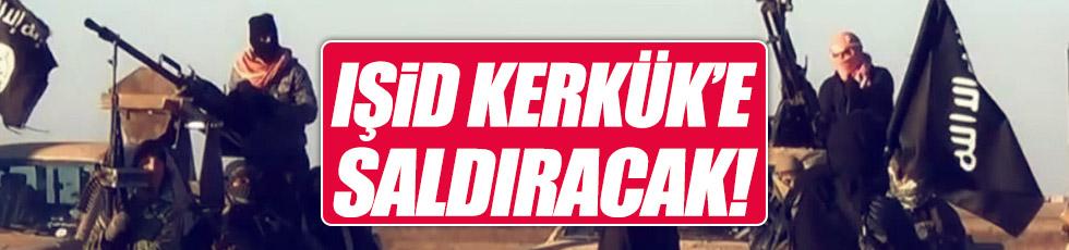 """""""IŞİD, kerkük'e saldıracak"""""""