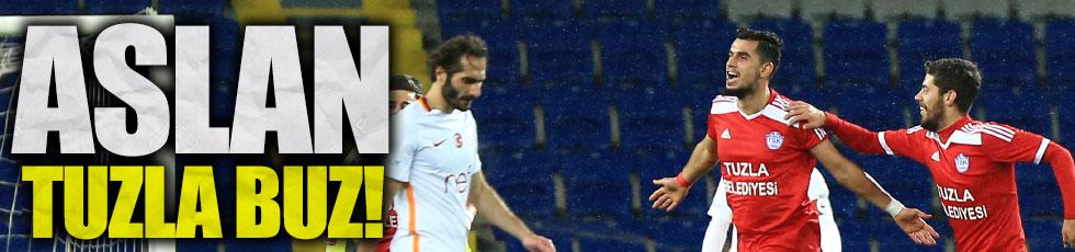 Tuzlaspor 3-2 Galatasaray / Maç özeti