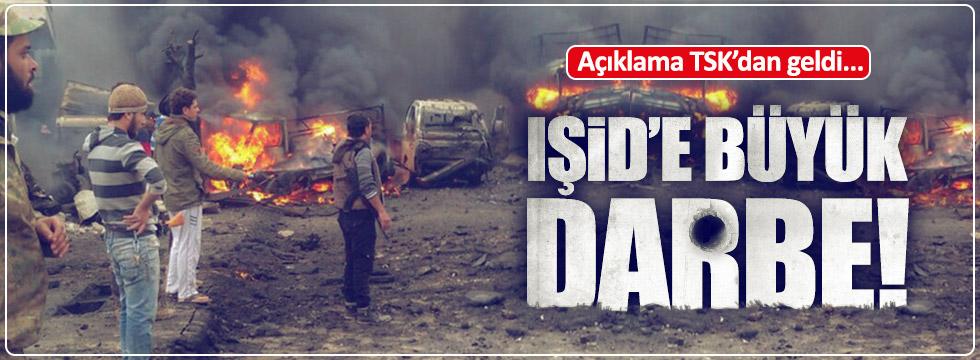 IŞİD'in sözde emiri öldürüldü
