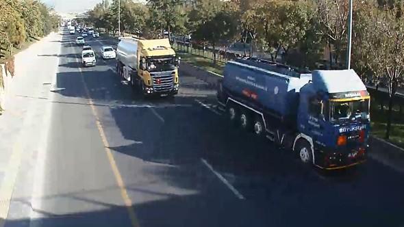 İstanbul'daki 7 ilçede ağır tonajlı araç yasağı