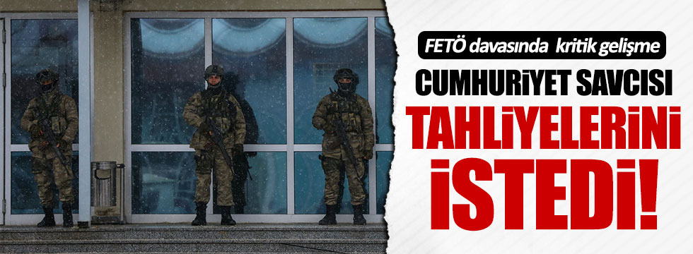 FETÖ'nün darbe girişimine ilişkin İstanbul'daki ilk dava