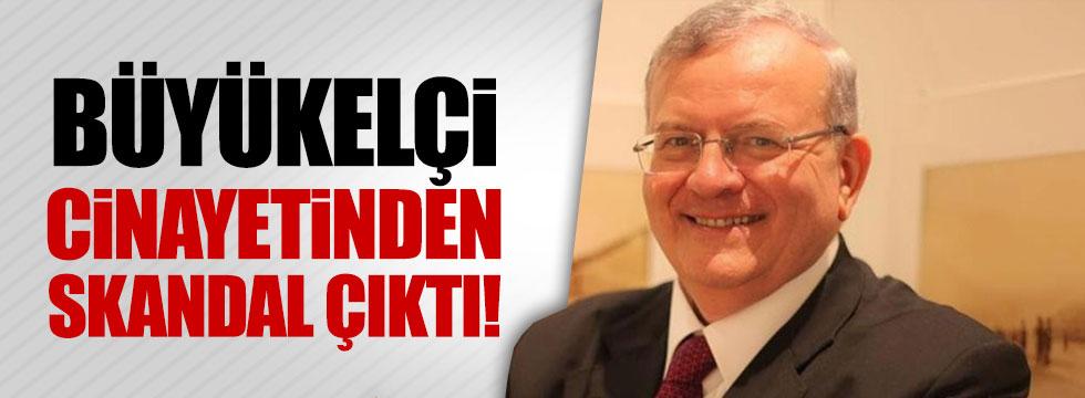 Yunan büyükelçinin katili polis çıktı