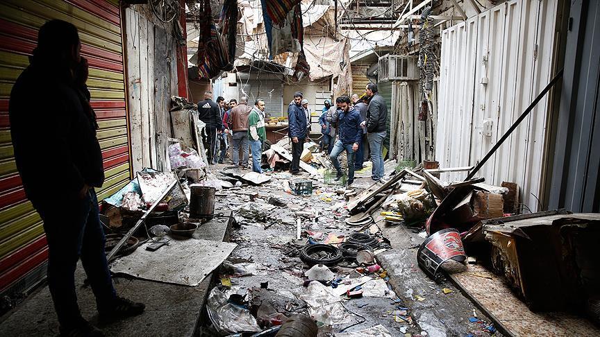 Irak'ta intihar saldırıları: 24 ölü