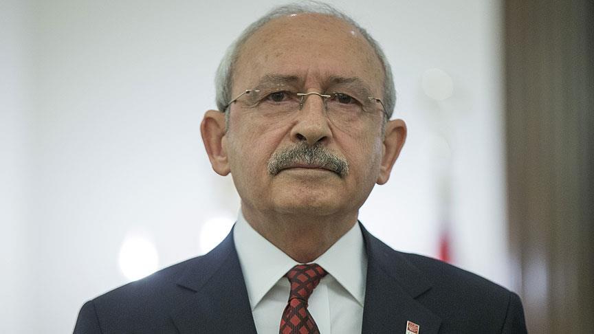 Kılıçdaroğlu'ndan 'başsağlığı' telefonu