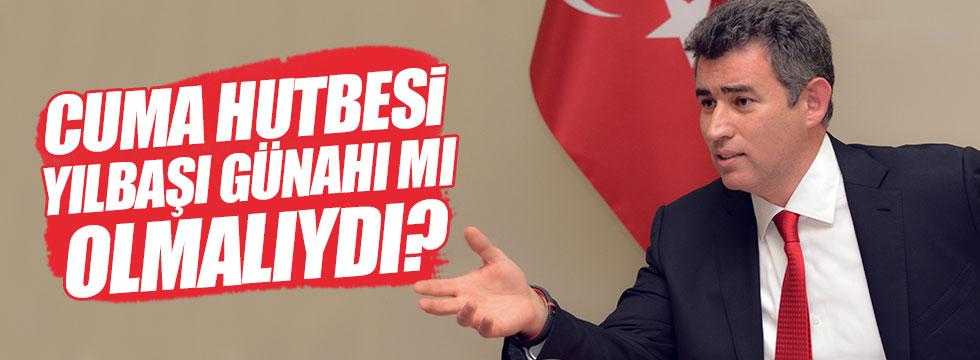 Metin Feyzioğlu böyle tepki gösterdi