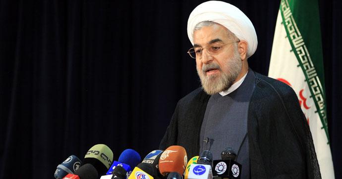 Ruhani: Terörü ortadan kaldırmazsak...