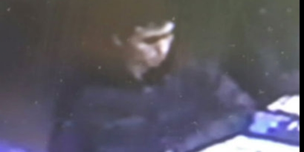 O saldırganın bir fotoğrafı daha ortaya çıktı