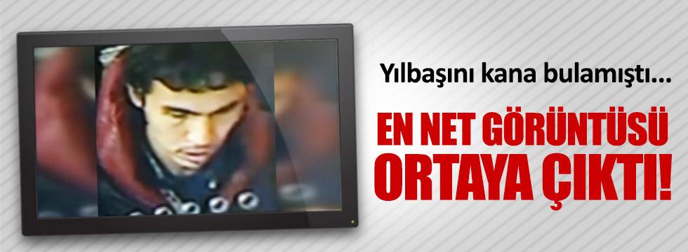 Ortaköy saldırganının en net görüntüsü