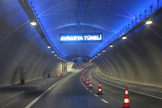 Avrasya Tüneli'nde geçiş ücreti kaç tl oldu?