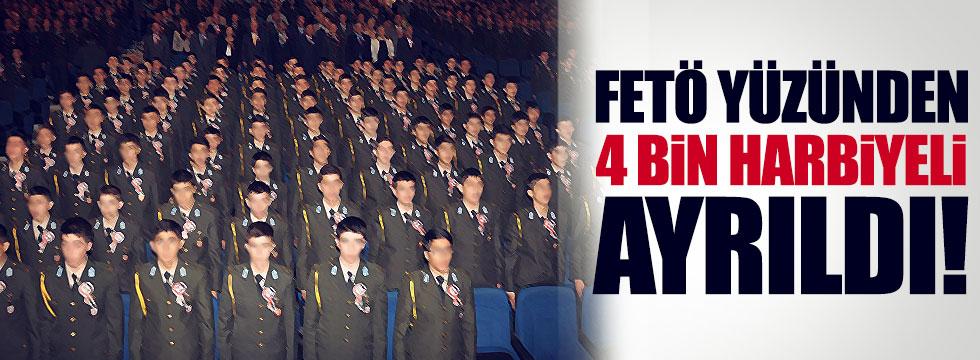 """""""4 bin 5 subay askeri okulu FETÖ yüzünden bıraktı"""""""