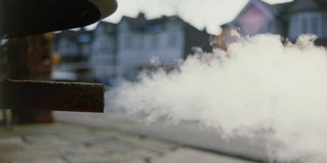Egzoz gazlarının zararları...