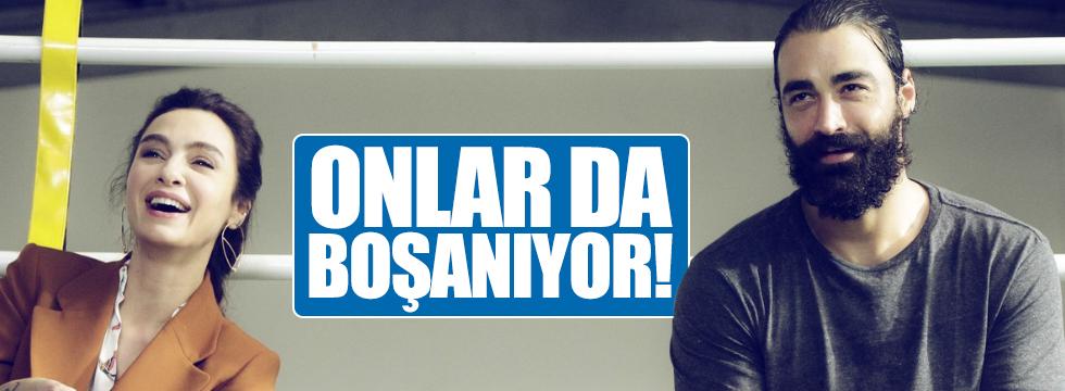 Birce Akalay ve Sarp Levendoğlu boşanıyor