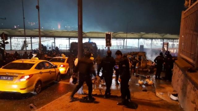 Beşiktaş saldırısında yeni gelişme