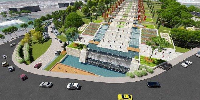 """""""Köroğlu Parkı"""" Türk Dünyası'nı buluşturacak"""