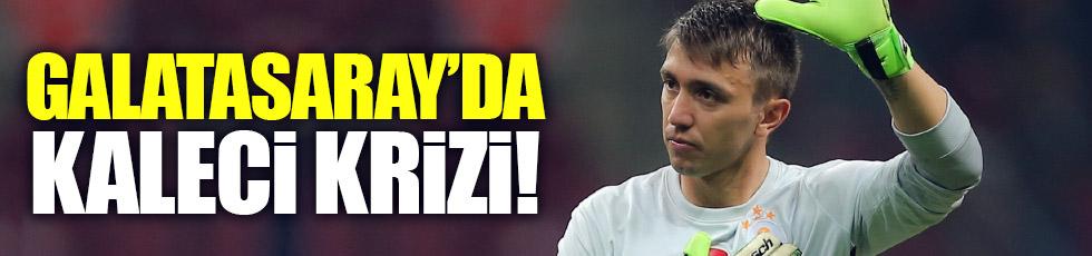 Galatasaray'da kaleci krizi