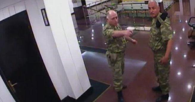 2. Ordu'da darbe girişimi gecesinin görüntüleri
