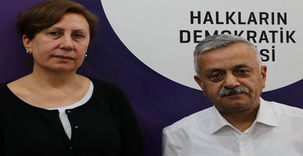 HDP'li Eş Başkanlara tutuklama