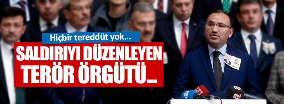 """""""İzmir saldırısını o örgüt yaptı"""""""